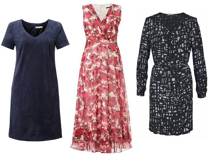 Das perfekte Kleid, um den Bauch zu kaschieren| Liebenswert