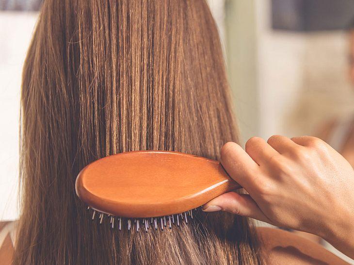 Die Haarstruktur verrät viel über die Gesundheit