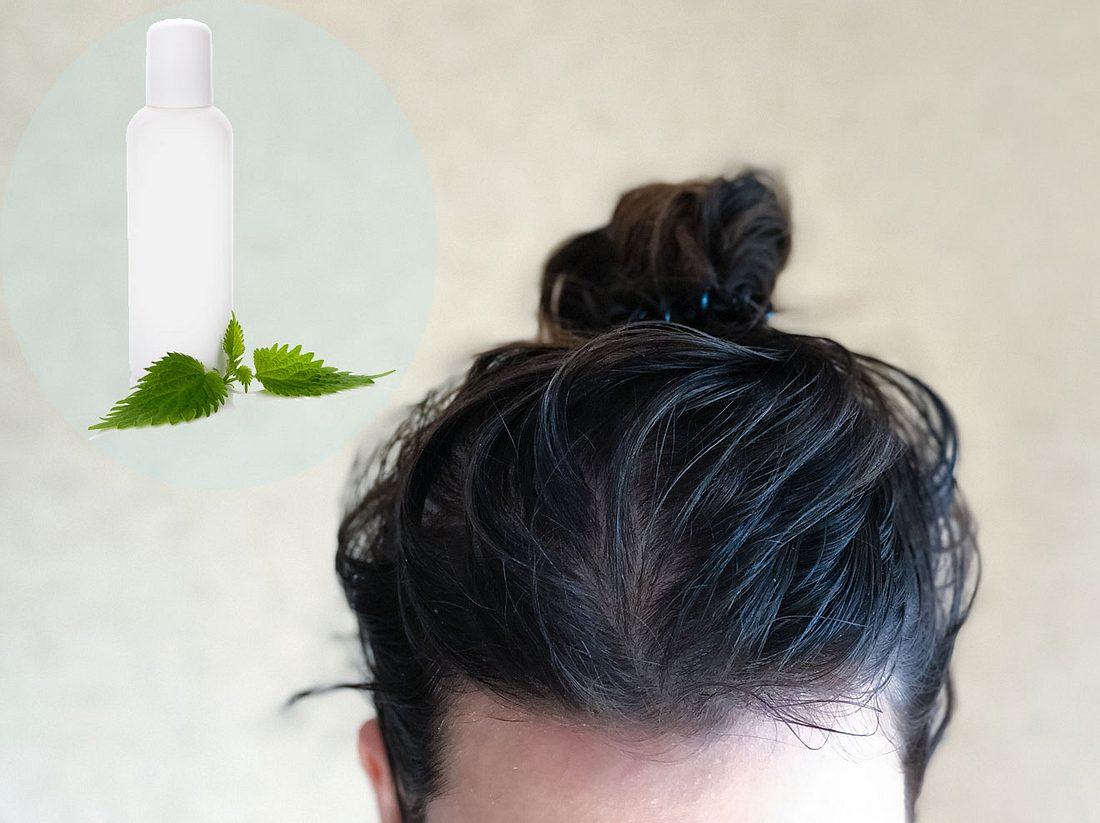 Das richtige Haarwasser kann Kopfhaut-Probleme zuverlässig bekämpfen