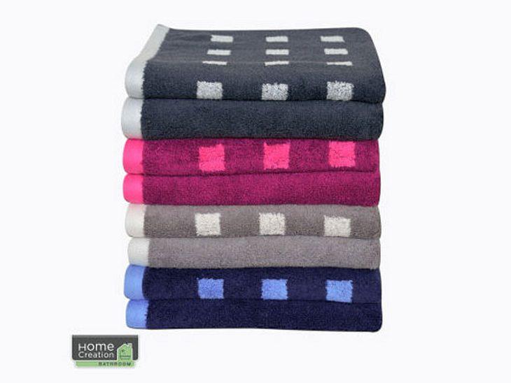 Bei ALDI Nord ab 20.03.2017 im Angebot: Handtücher aus Bio-Baumwolle.