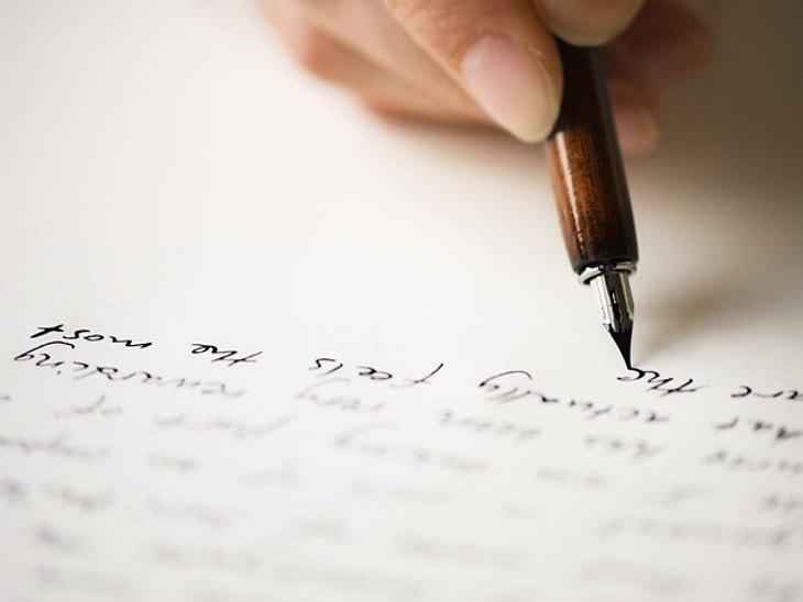 Handschrift Deutung