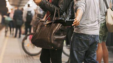Diebstahl der Handtasche
