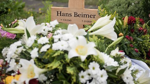 Abschied von Hans Beimer