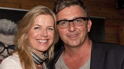 Hans Sigl mit seiner Frau Susanne - Foto: Jan Hetfleisch/GettyImages