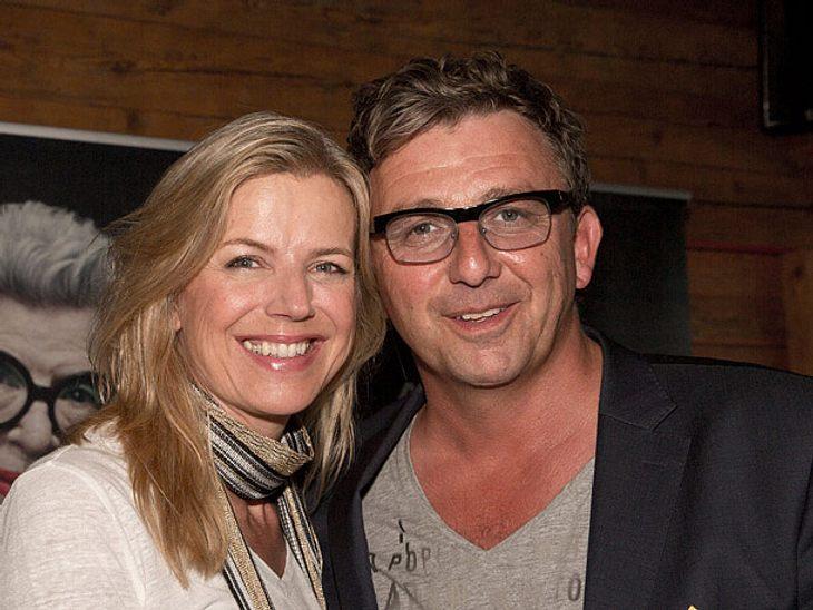 Hans Sigl mit seiner Frau Susanne