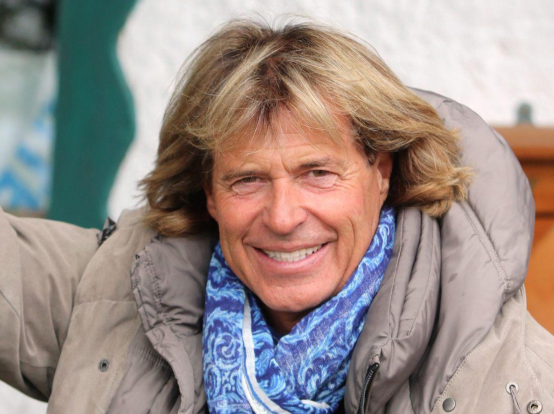 Sänger Hansi Hinterseer ist stolzer Vater und Opa.