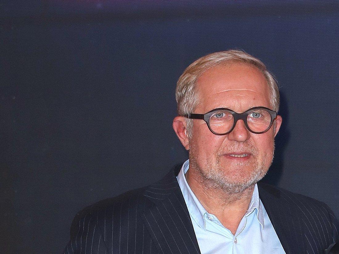 Schauspieler Harald Krassnitzer in Hamburg