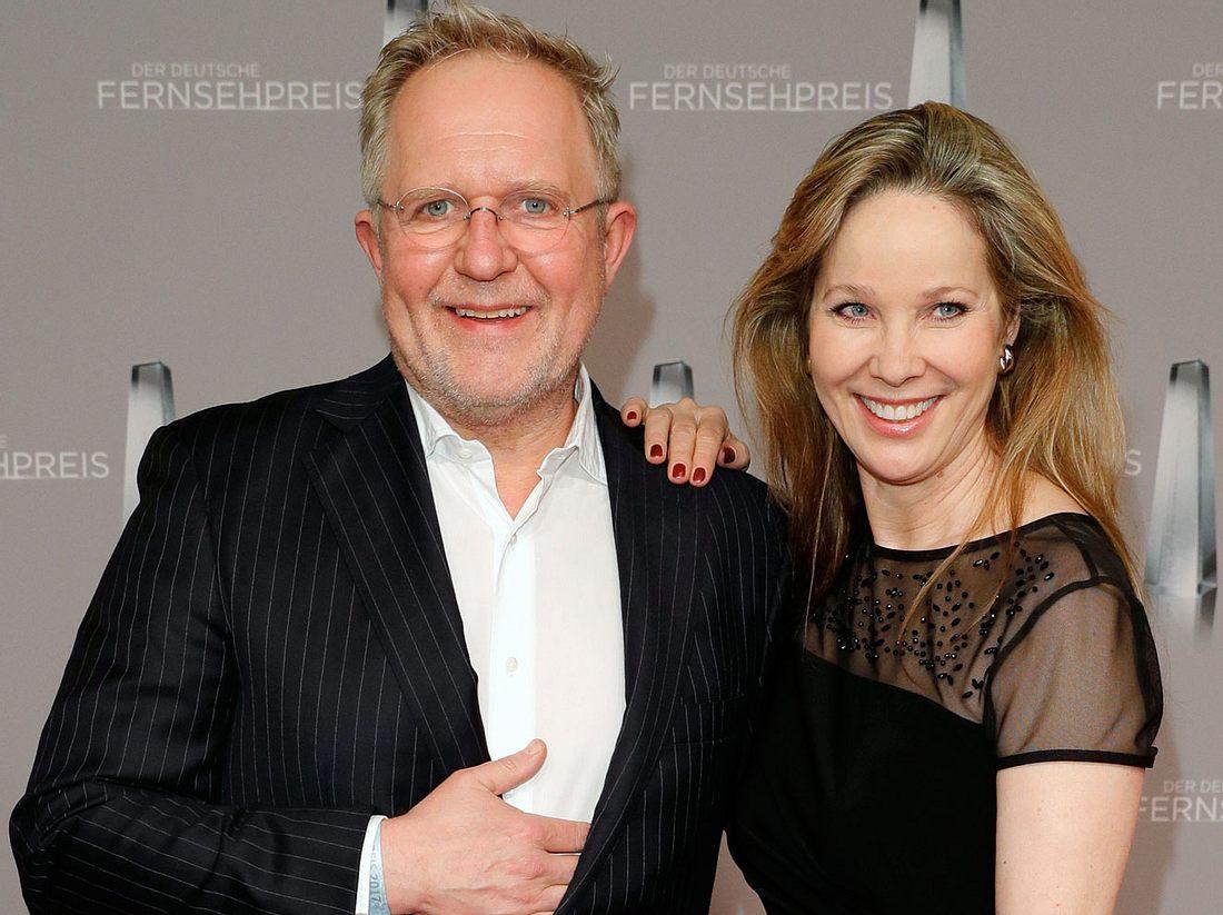 Harald Krassnitzer und Ann-Kathrin Kramer sind seit 10 Jahren verheiratet.