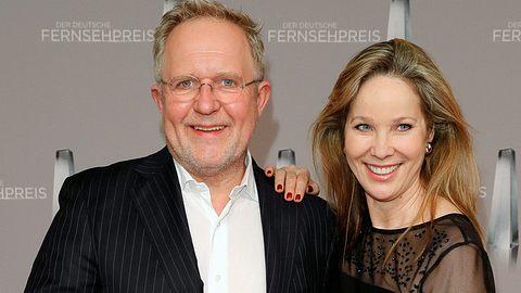 Harald Krassnitzer und Ann-Kathrin Kramer sind seit 10 Jahren verheiratet. - Foto:  Andreas Rentz / Staff / Getty Images