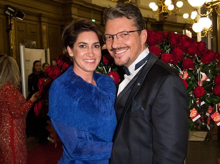 Hardy Krüger jr. mit seiner Verlobten Alice Rößler