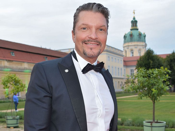 Hardy Krüger jr. hat seine Stieftochter Antonia adoptiert.