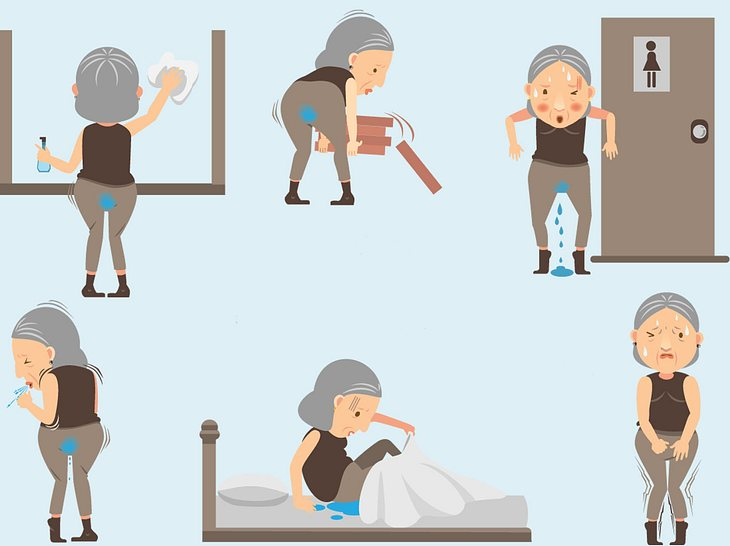 Eine Harninkontinenz kann im Alltag sehr belastend sein.