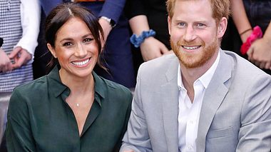 Harrys & Meghans erstes Kind ist da!