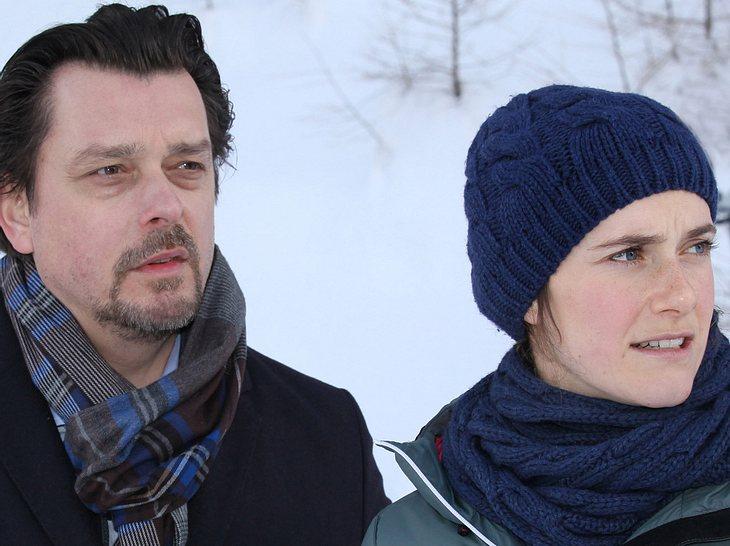 Hary Prinz und Miriam Stein im Film 'Steirerkind'