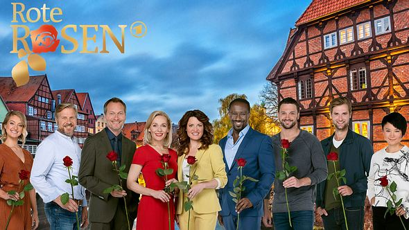 Hauptcast der 18.Staffel Rote Rosen.