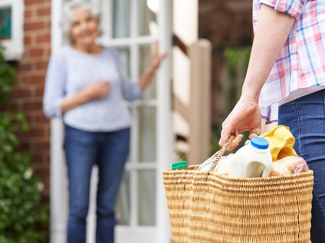 Haushaltshilfe nach Krankheit oder Unfall