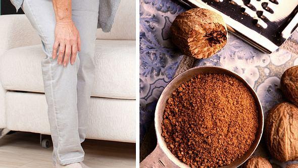 Hausmittel gegen Gelenkschmerzen: Schnelle Hilfe aus dem Vorratsschrank - Foto: TatyanaGl / seanrmcdermid / iStock