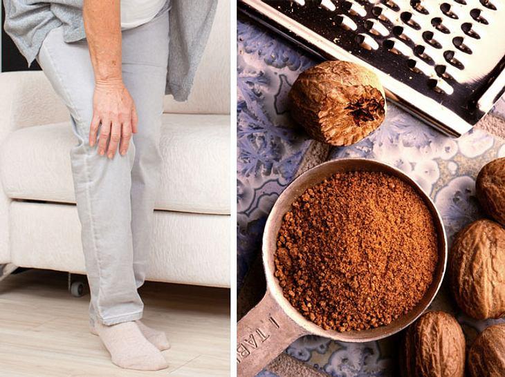 Hausmittel gegen Gelenkschmerzen: Schnelle Hilfe aus dem Vorratsschrank