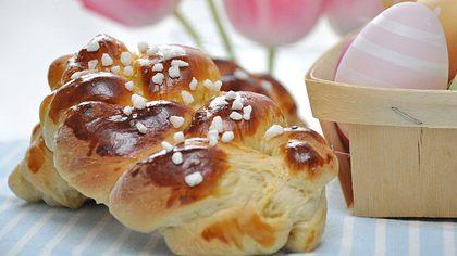 Hefezopf-Rezept zu Ostern. - Foto: A_Lein/ iStock
