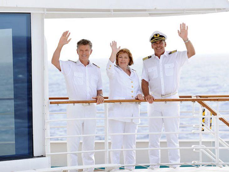 Heide Keller verlässt das Traumschiff.