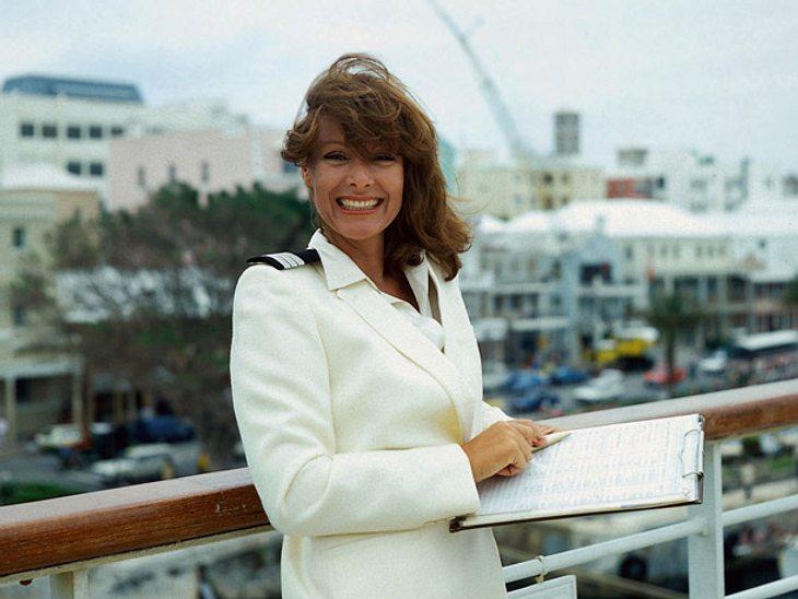 35 Jahre lang spielte Heide Keller Chefstewardess Beatrice