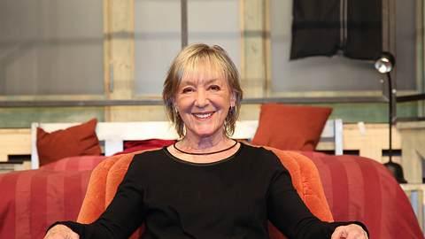 Heidelinde Weis im Jahr 2018 in der Kleinen Komödie im Bayerischen Hof in München. - Foto: imago images / Spöttel Picture