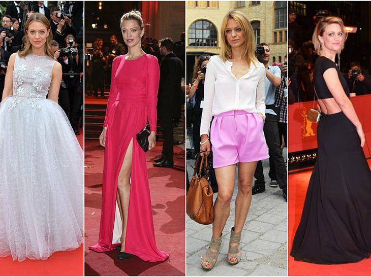 Heike Makatsch: Die schönsten Outfits des 'About a girl'-Stars