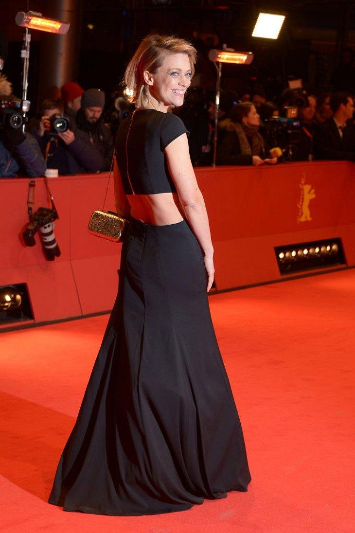Heike Makatsch bei der Berlinale 2017.