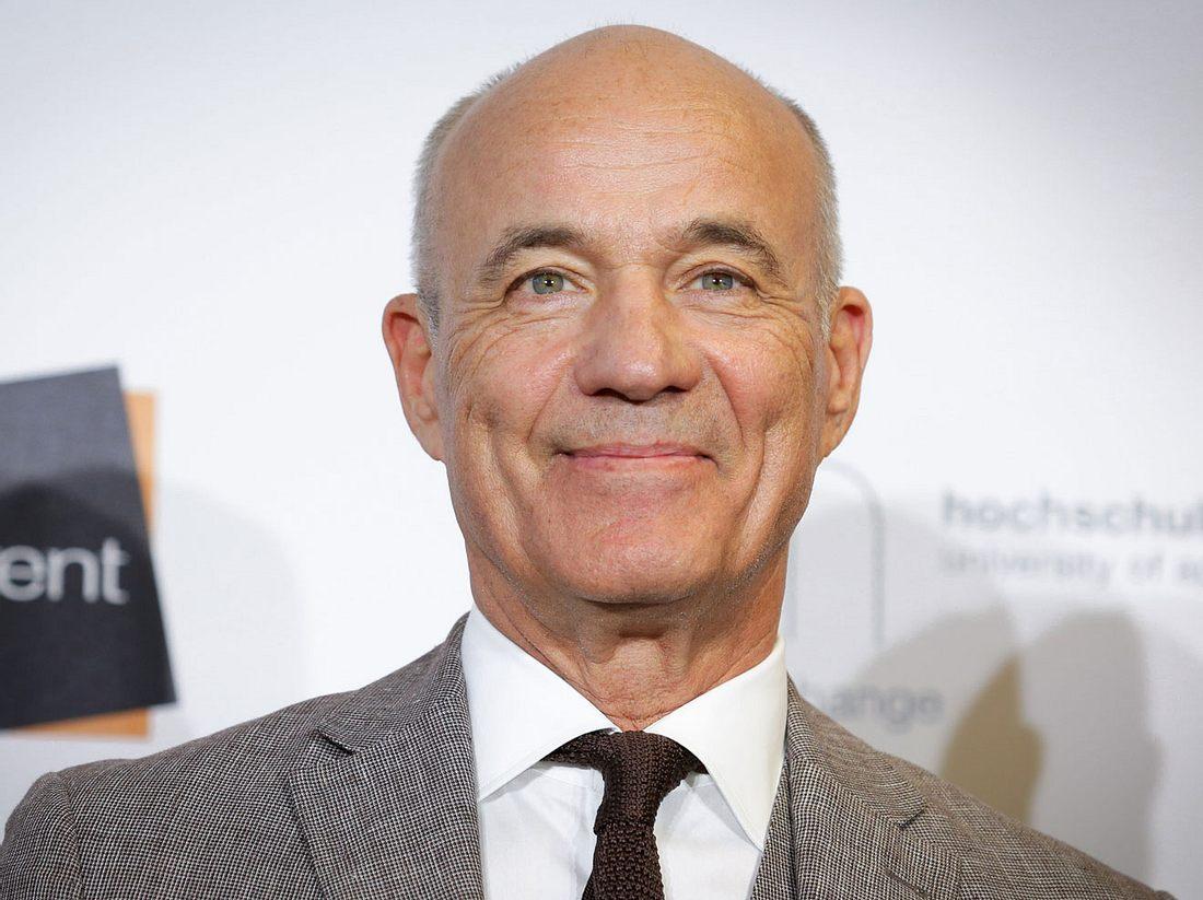 Schauspieler Heiner Lauterbach vertraut seiner Frau in jeder Lebenslage.