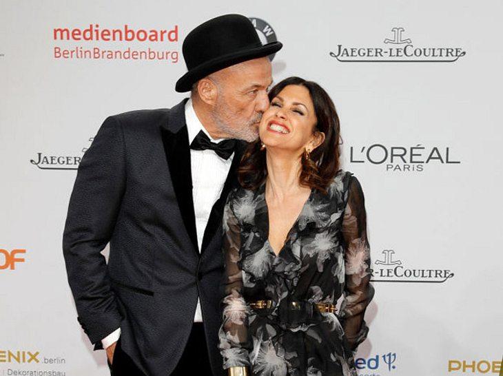 Heiner Lauterbach: Süße Liebeserklärung an seine Frau Viktoria
