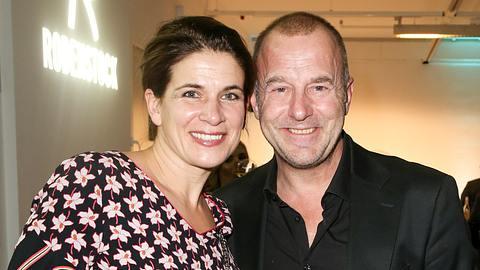 Marie-Jeanette und Heino Ferch. - Foto: Isa Foltin / WireImage / Getty Images