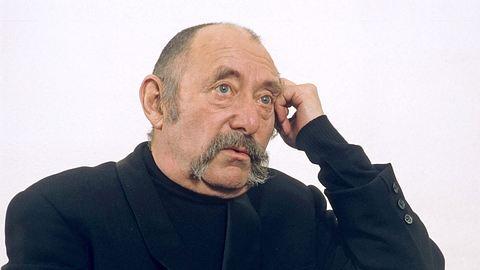 Schauspieler Heinz Schubert starb im Jahr 1999. - Foto: imago images / teutopress