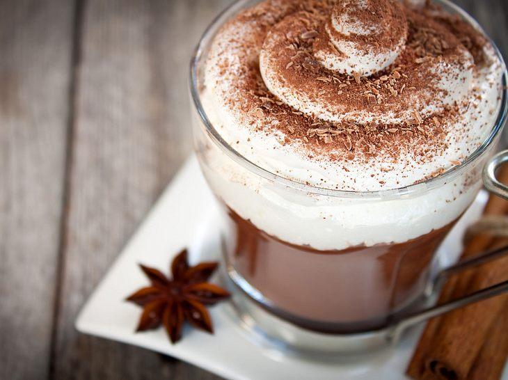 Heiße Schokolade: Vier leckere Varianten