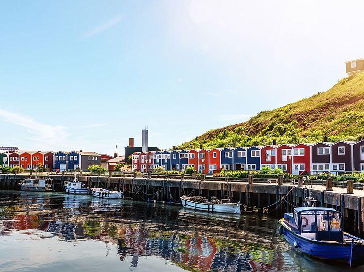 Helgoland: Warum sich die Insel zu jeder Jahreszeit lohnt