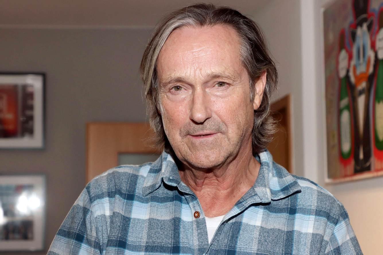 Schauspieler Helmut Zierl.