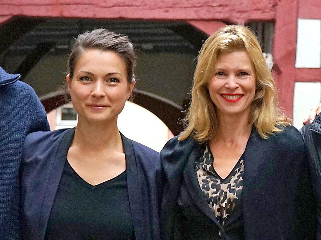 Schauspielerin Henriette Richter-Röhl, bekannt aus Sturm der Liebe, darf sich über eine neue Rolle freuen.