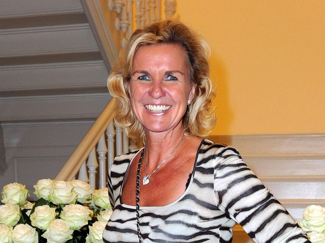 Bestsellerautorin Hera Lind wurde als Herlind Wartenberg geboren.