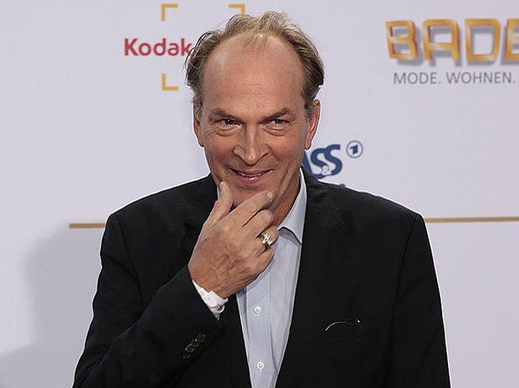 Herbert Knaup spielt im Film 'Toter Winkel' einen Vater, der das Vertrauen zu seinem Sohn verliert.