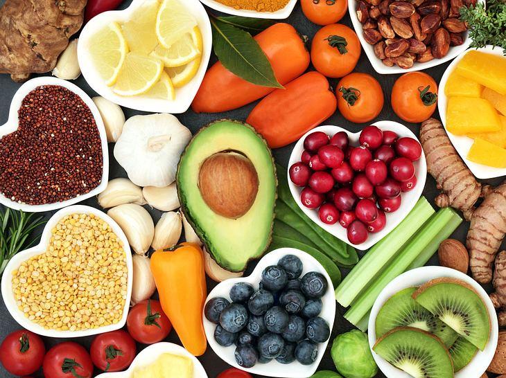 Welche Lebensmittel sich eignen, um Herzproblemen vorzubeugen.