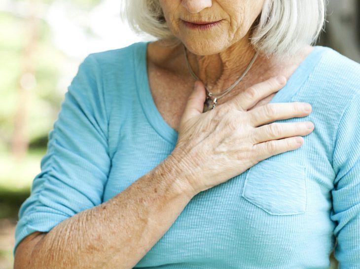 Veränderungen der Haut können auf Herzkrankheiten hindeuten.
