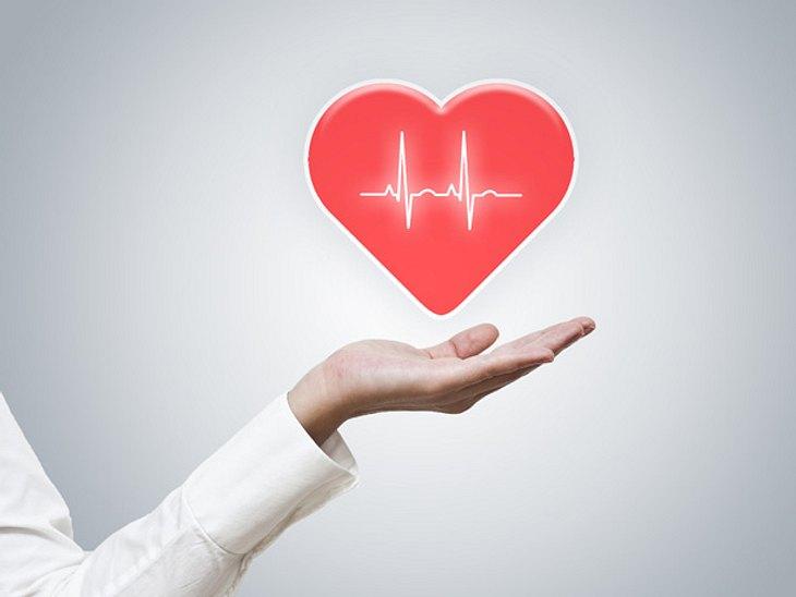 Auf Ihre Herzgesundheit sollten Sie achten!
