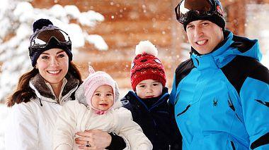 Herzogin Kate und Prinz William senden Weihnachtsgrüße - Foto: WPA Pool / GettyImages