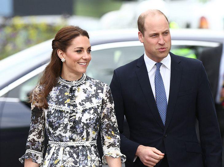 Herzogin Kate und Prinz William genießen Zeit mit ihrer Familie.
