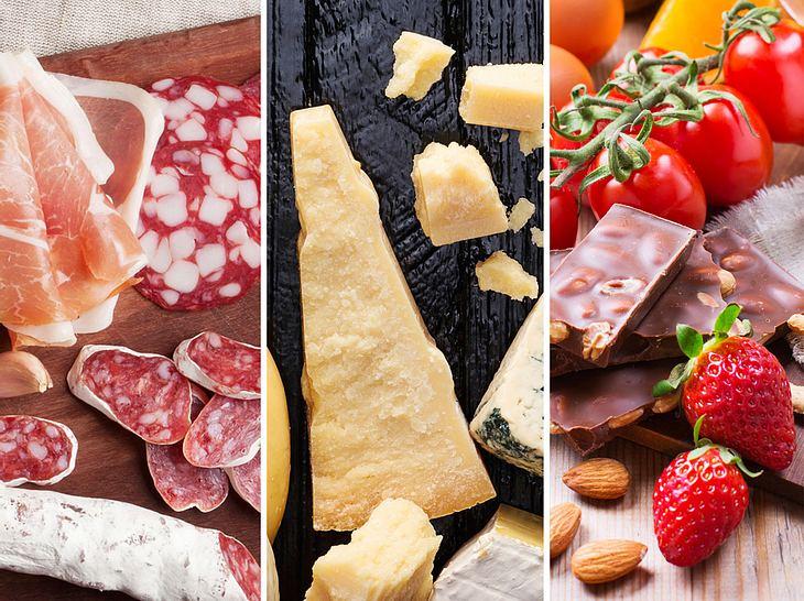 Welche histaminhaltigen Lebensmittel sind bei einer Intoleranz problematisch?