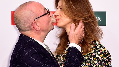 Horst Lichter und seine Ehefrau Nada - Foto: Alexander Koerner / Getty Images