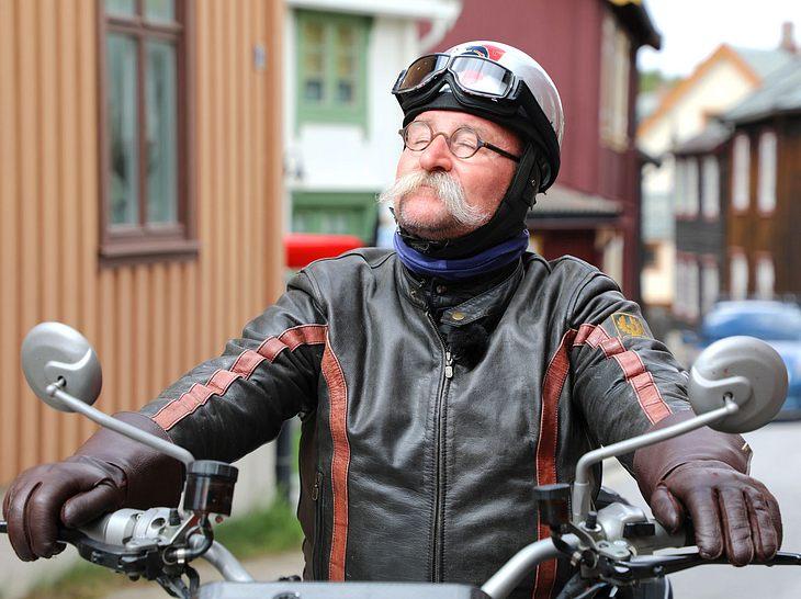 In der neuen ZDF-Sendung Horst Lichter sucht das Glück reist der TV-Star durch Norwegen.