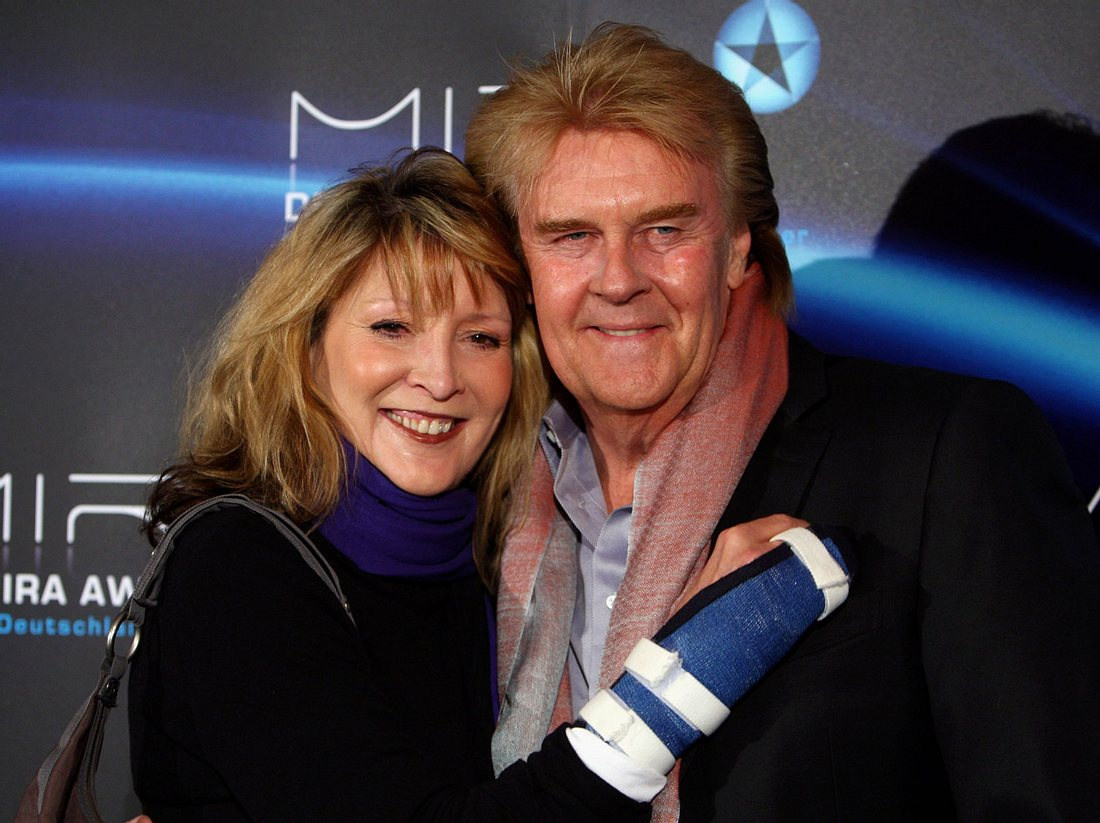 Howard Carpendale: Heimliche Hochzeit mit Freundin Donnice