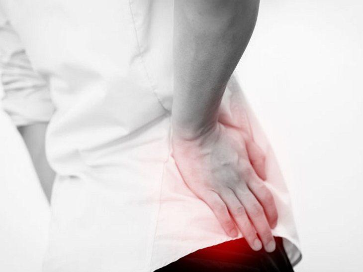 Hüftschmerzen - Ursachen und Behandlung