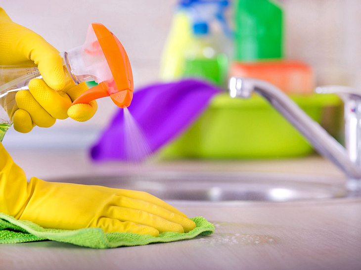 Wie viel Hygiene ist zu Hause wirklich nötig?