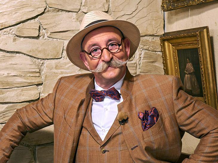 Horst Lichter, Moderator von Bares für Rares, ist selbst passionierter Sammler.